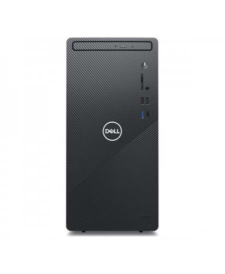 Dell Inspiron 3881 Desktop, Tower, Intel Core i3, i3-10100, Internal memory 8 GB, DDR4, 1000 GB, Intel UHD 630, Tray load DVD Dr