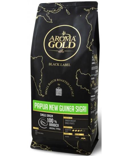 Kavos pupelės AROMA GOLD Papua a New Guinea Sigri, 1kg