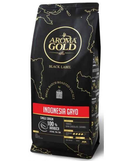 Kavos pupelės AROMA GOLD Indonesia Gayo, 1kg