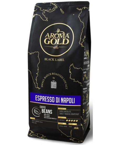 Kavos pupelės AROMA GOLD Espresso di Napoli, 1kg