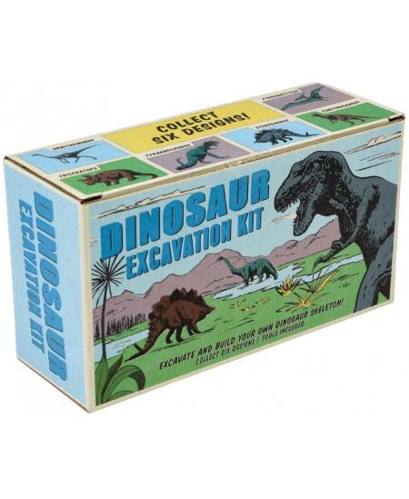 """Dinozauro atradimo rinkinys REX LONDON \""""Prehistorical Island\"""""""