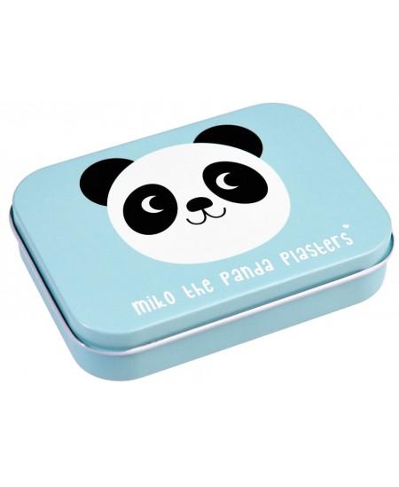 "Pleistrai dėžutėje REX LONDON \""Miko the Panda\"", 30 vnt."