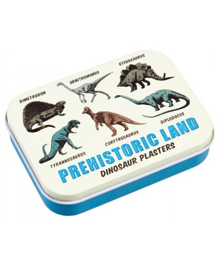 "Pleistrai dėžutėje REX LONDON \""Prehistorical Island\"", 30 vnt."