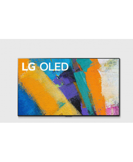 LG OLED55GX3LA 55, Smart TV, WebOS, 4K UHD OLED, 3840 x 2160, Wi-Fi, DVB-T2/C/S2, Black