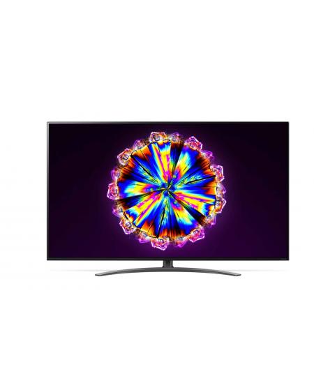 "LG 65NANO913NA 65"" (164 cm), Smart TV, WebOS, 4K UHD NanoCell, 3840 x 2160, Wi-Fi, DVB-T/T2/C/S/S2, Black"