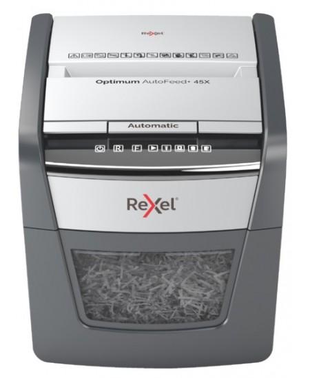 Automatinis dokumentų naikiklis Rexel Optimum AutoFeed+ 45X