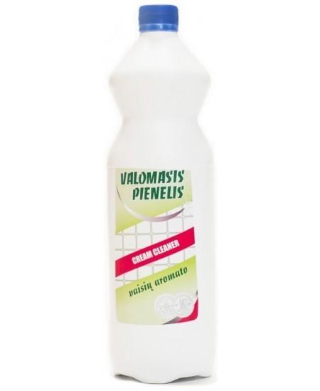 Šveitimo pienelis CREAM CLEANER, vaisių kvapo, 477 ml