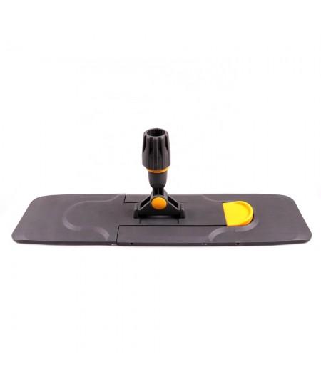 Laikiklis grindų šluostei PRO, fiksuojamas magnetu, 40 cm