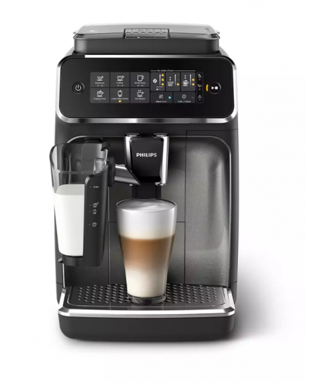 Philips Espresso Coffee maker EP3242/60 Pump pressure 15 bar, Built-in milk frother, Fully automatic, 1500 W, Black