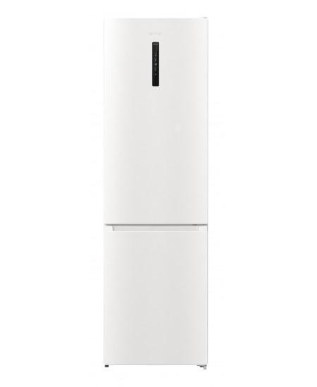 Gorenje Refrigerator NRK6202AW4 A++, Free standing, Combi, Height 200 cm, No Frost system, Fridge net capacity 235 L, Freezer ne
