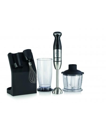 Gorenje HBC807QB Hand Blender, 800 W, Blade material Stainless steel, Black