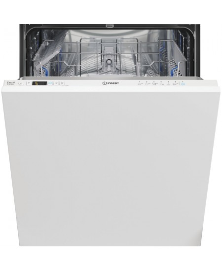 INDESIT Dishwasher DIC 3B+16 A Built-in, Width 59.8 cm, Number of place settings 13, Number of programs 6, A +, Display, AquaSto