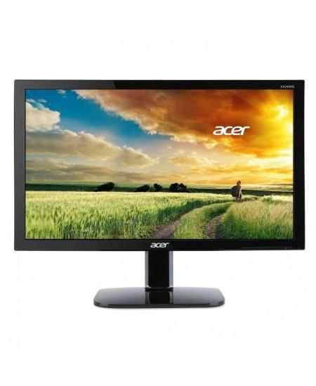 """Acer KAO KA240HQ 23.6 """", TN, FHD, 1920 x 1080, 16:9, 1 ms, 300 cd/m², Black"""
