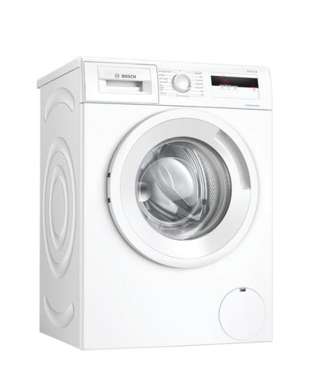 Bosch Serie 4 Washing Machine WAN280L2SN A+++, Front loading, Washing capacity 7 kg, 1400 RPM, Depth 55 cm, Width 60 cm, Display