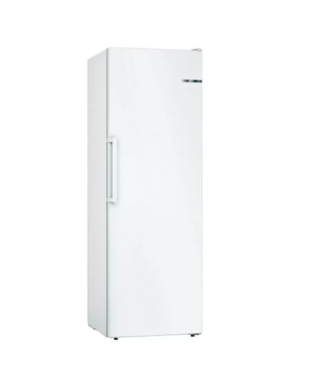 Bosch Freezer GSN33VWEP A++, Free standing, Upright, Height 176 cm, No Frost system, 39 dB, White