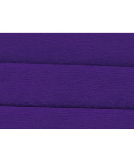 Krepinis popierius FIORELLO, tamsiai violetinės spalvos