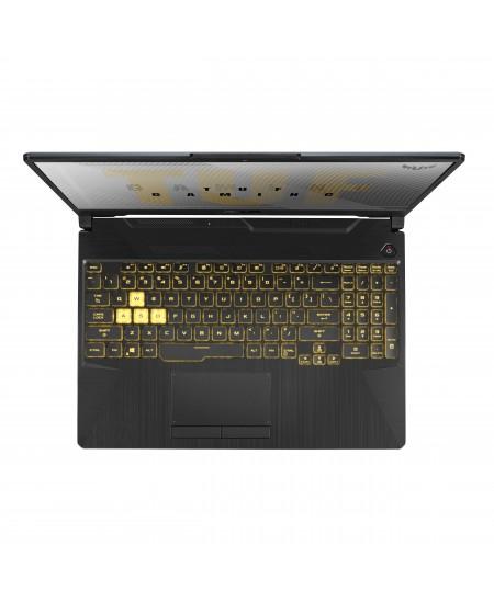 """Asus TUF Gaming FX506LI-HN096T Fortress Gray, 15.6 """", IPS, FHD, 1920 x 1080 pixels, Intel Core i7, i7-10870H, 8 GB, DDR4 SO"""