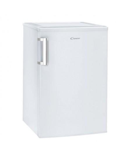 Candy Refrigerator CCTLS 542WHN A+, Free standing, Larder, Height 85 cm, Fridge net capacity 125 L, 40 dB, White