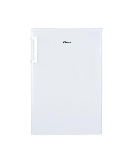Candy Refrigerator CCTOS 542WHN A+, Free standing, Larder, Height 85 cm, Fridge net capacity 95 L, Freezer net capacity 14 L, 39