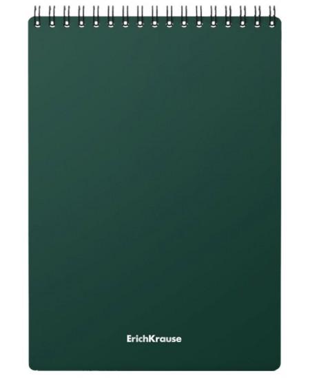 Užrašų knygelė ERICH KRAUSE Classic, A5, 60 lapų, langeliais