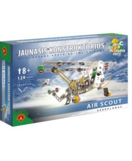 """Konstruktorius AIR SCOUT \""""Aeroplanas\"""""""