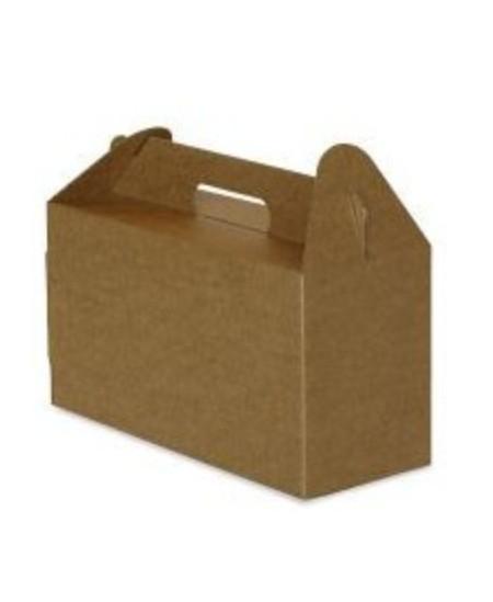 Gofruoto karto dėžutės 289x115x155 mm, rudos spalvos, 5 vnt.
