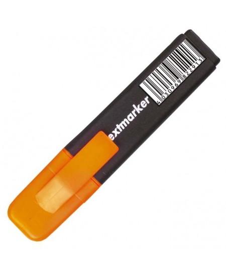 Teksto spalviklis CENTRUM, oranžinis