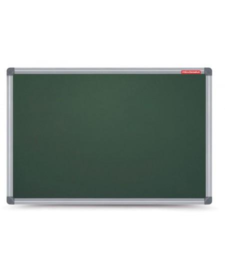 Kreidinė magnetinė lenta MEMOBOARDS, 90x150 cm, aliuminio rėmas, žalia