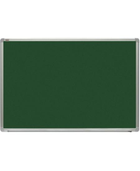 Kreidinė magnetinė lenta 2x3, 90x180 cm, aliuminio rėmas, žalia
