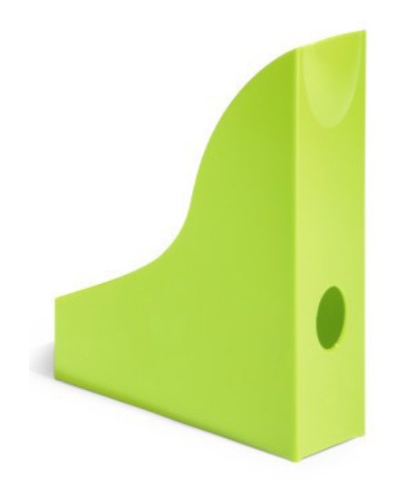 Dokumentų stovas DURABLE, žalias