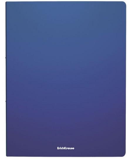 Žiedinis segtuvas ERICH KRAUSE, 2 žiedų, A4, 24 mm, mėlynas