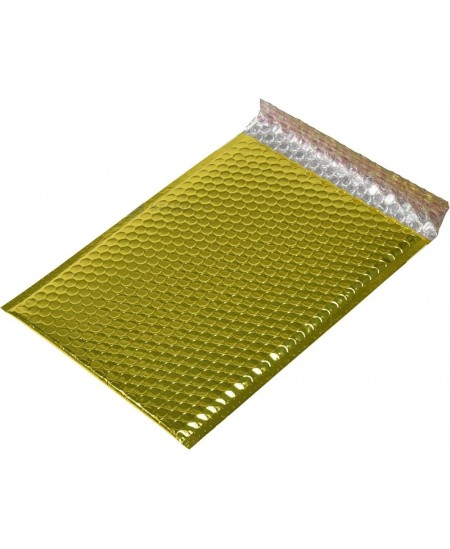 Vokas A4, 225x325 mm, blizgus auksinis, 1 vnt.