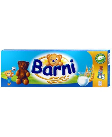 Pyragėliai BARNI Milk, 5 vnt.