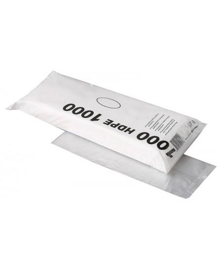 Pakavimo maišeliai 22x26 cm, 1000vnt., HDPE
