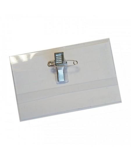 Vardinės kortelės dėklas, 55x90 mm