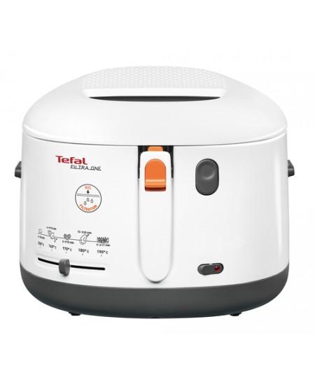 TEFAL Fryer Filtra One FF162131  Power 1900 W, Capacity 2.1 L, White