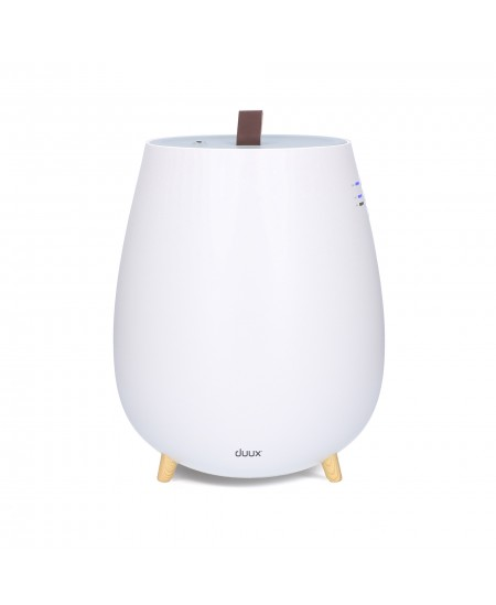 Duux Ultrasonic Humidifier Tag Ultrasonic, 12 W, Water tank capacity 2.5 L, Suitable for rooms up to 30 m², Ultrasonic, Humidif