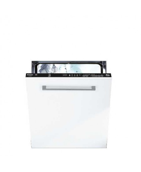 Candy Dishwasher CDI 2LS36/T Built-in, Width 59.8 cm, Number of place settings 13, Number of programs 5, Energy efficiency class
