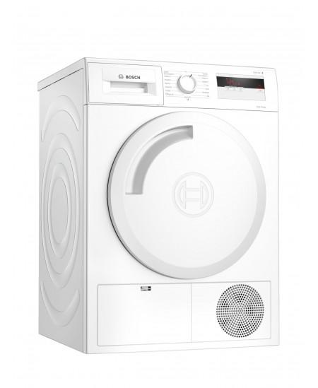 Bosch Dryer Mashine WTH8307LSN Energy efficiency class A+, Front loading, 7 kg, Heat pump, LED, Depth 60 cm, White