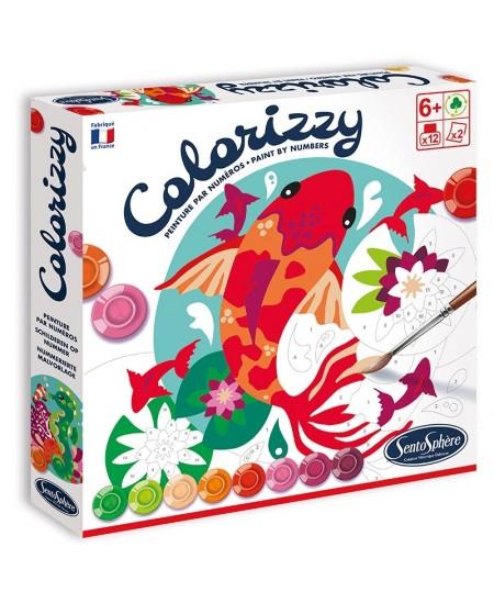 """Kūrybinis spalvinimo rinkinys """"Colorizzy Povandeninis pasaulis"""""""