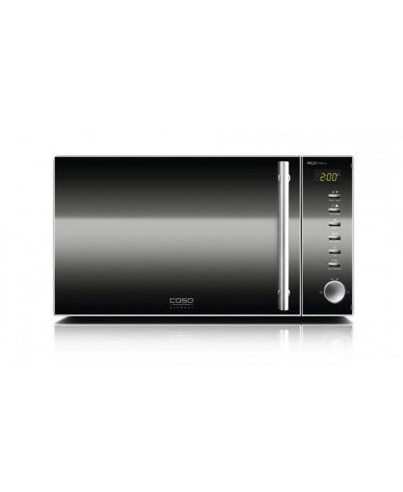 Caso Microwave oven MG 20 Menu Free standing, 800 W, Grill, Black