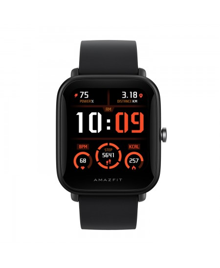 Amazfit Bip U Pro Smart watch, GPS (satellite), HD Color Screen, Touchscreen, Heart rate monitor, Activity monitoring Yes, Water