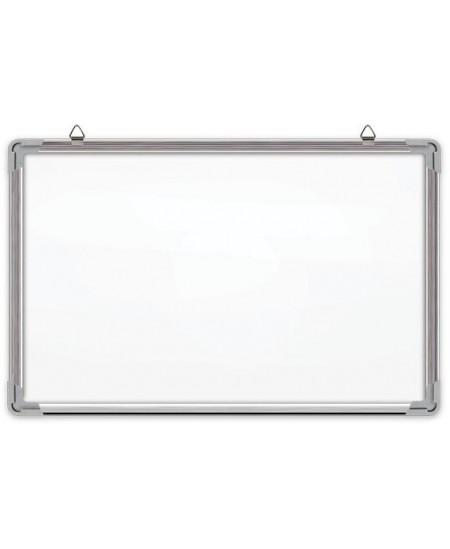 Balta magnetinė lenta FORPUS, 120x180 cm, aliuminio rėmas