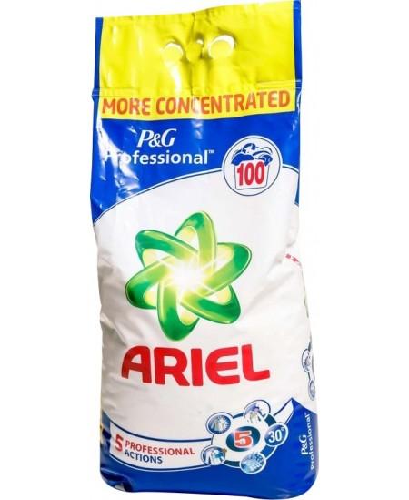 Skalbimo milteliai ARIEL Professional, 140 skalbimų, 10.5 kg