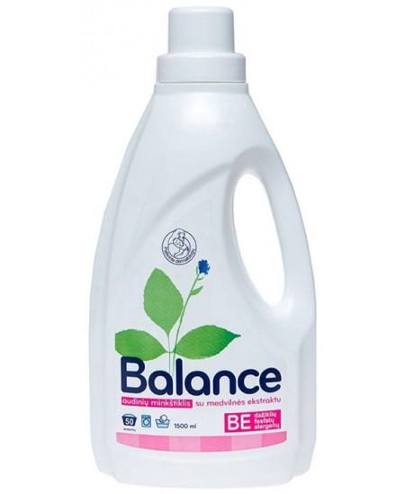 Audinių minkštiklis BALANCE, su medvilnės ekstraktu, 1.5 l