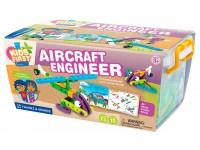 Mokslinis rinkinys KIDS FIRST Aircraft Engineer