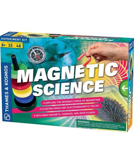 Kosmos mokslinis rinkinys - Magnetų mokslas