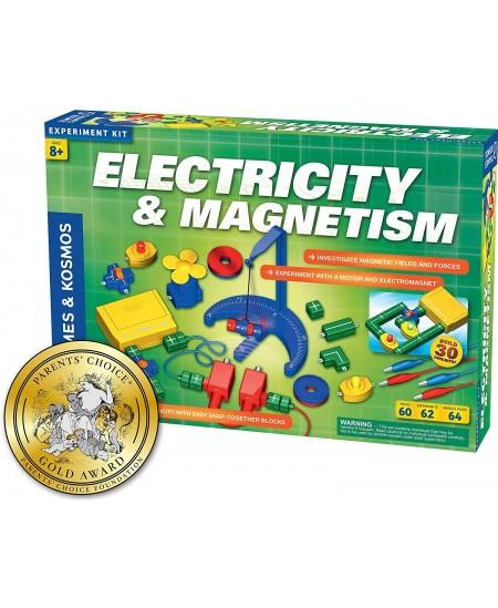 """Kosmos mokslinis rinkinys """"Elektra ir magnetizmas"""""""