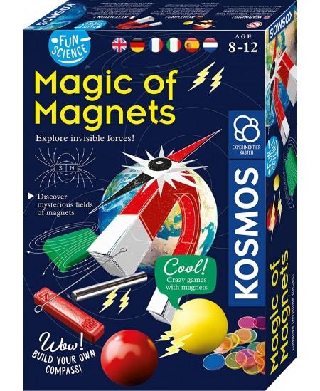 """FUN SCIENCE rinkinys """"Magnetų magija"""""""