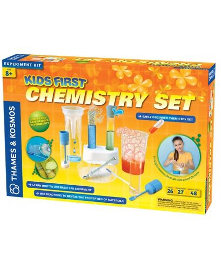 KIDS FIRST mokslinis rinkinys Chemistry Set